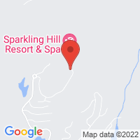 Sparkling Hill Resort and Wellness Centre