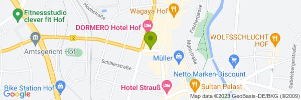 Standort Hofer Boots- und Tauchsport Center