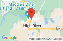 Curves - High River, AB