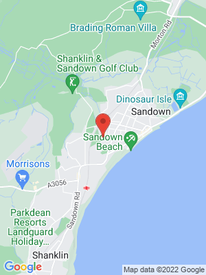 Location Map of Heather Bentley