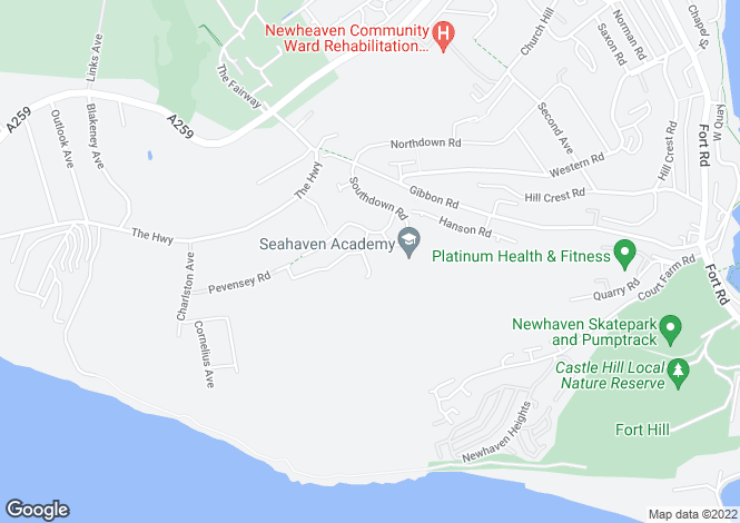 Map for NEWHAVEN
