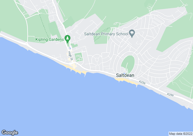 Map for Rottingdean,Rottingdean,East Sussex,BN2 7GF,England