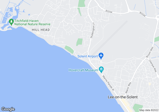 Map for Swordfish Close, LEE ON THE SOLENT