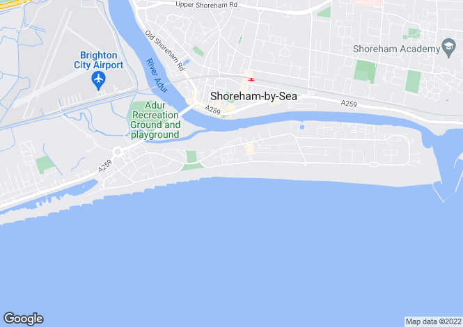 Map for Beach Road,