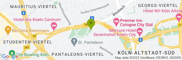 Standort LANXESS arena