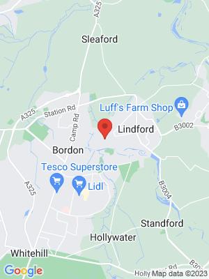 Location Map of Rebekah Abbott