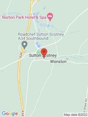 Location Map of Lisa Faye Broadhead