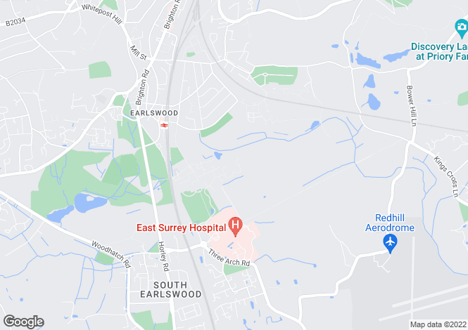 Map for Palmerston Close,