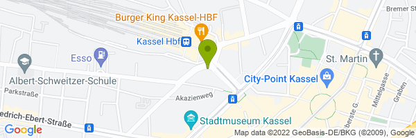 Standort Staatstheater Kassel
