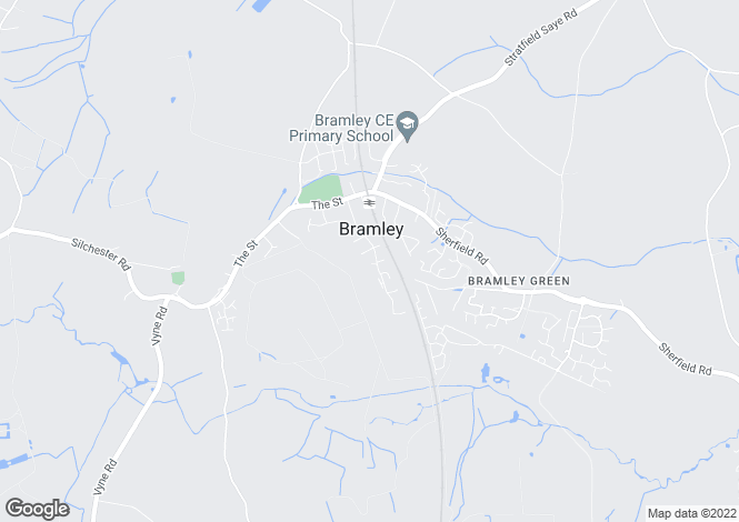Map for Bramley