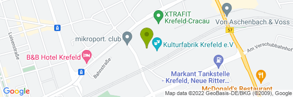 Standort Kulturfabrik (Kufa) Krefeld