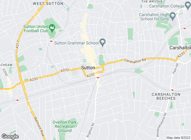Map for Choices, Sutton
