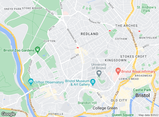 Map for AA Property Services Letting and Management, Bristol