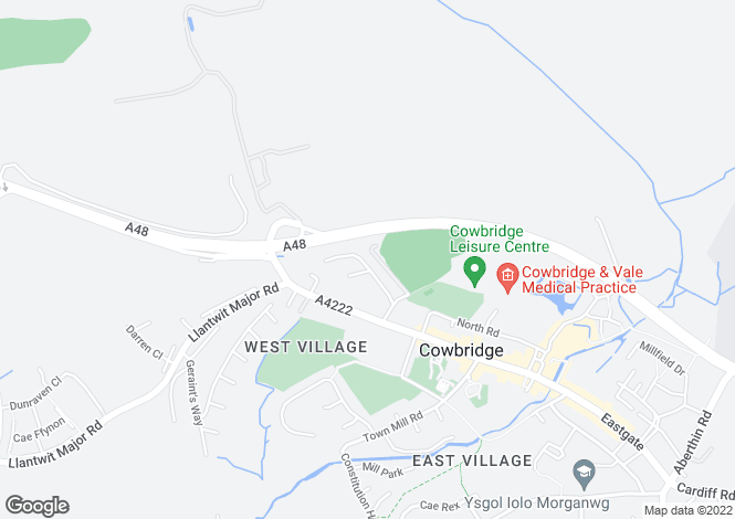 Map for The Broadshoard,