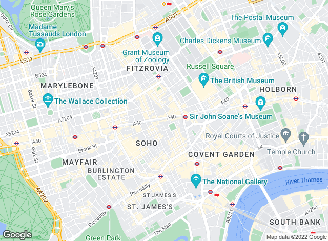 Map for Aspire Estates, London