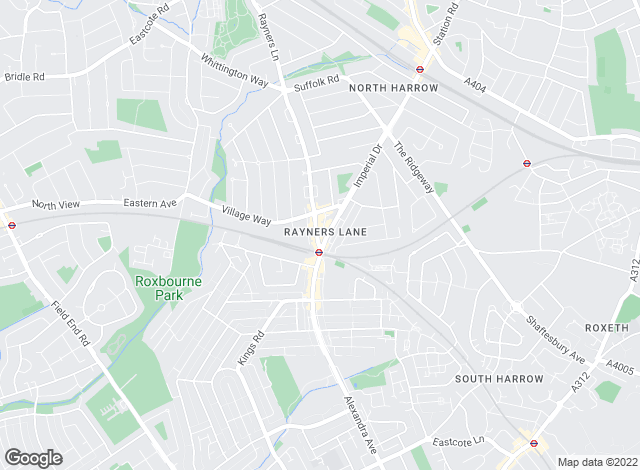 Map for Baker Pearce, Rayners Lane, Pinner
