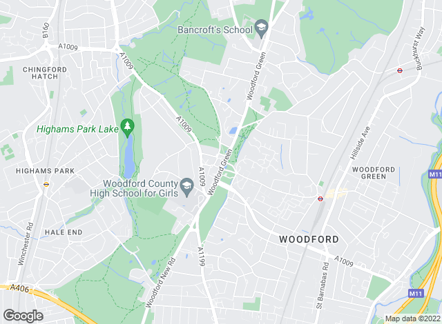 Map for Lawlors Property Services, Woodford Sales