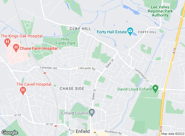 Map for Atkinsons Residential, Enfield - Sales