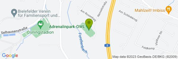 Standort Adrenalinpark OWL GmbH