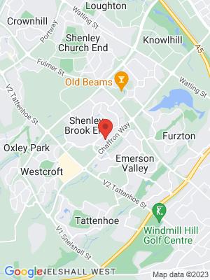 Location Map of Karen Sell