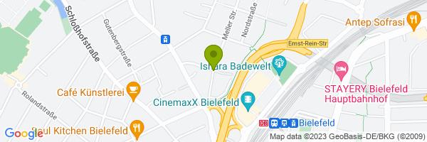 Standort Forum Bielefeld