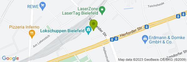 Standort Lokschuppen