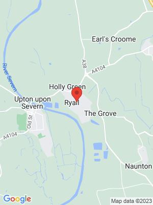 Location Map of Sheilagh Armitt