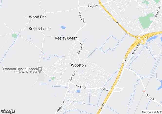 Map for White Lion Close,