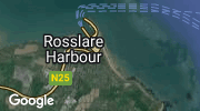 Rosslare Europort port