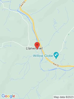 Location Map of Petra Beresford-Webb