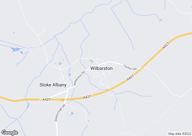 Map for School Lane, Wilbarston, Wilbarston, Leicestershire, LE16