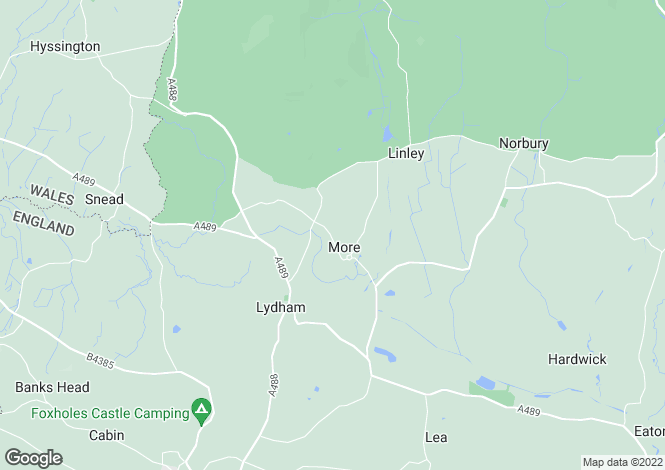 Map for Mayfield,
