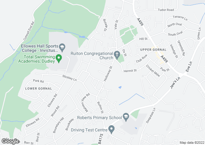 Map for WINCHAM at Brecon View, Holloway Street,