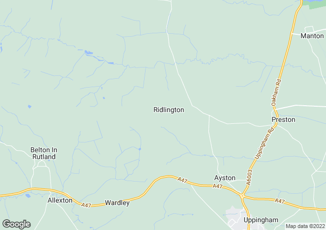 Map for Hollygate Road,