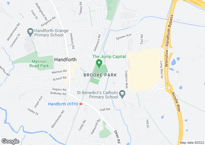 Map for Brooke Park,