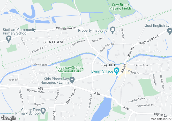 Map for Maltmans Road,