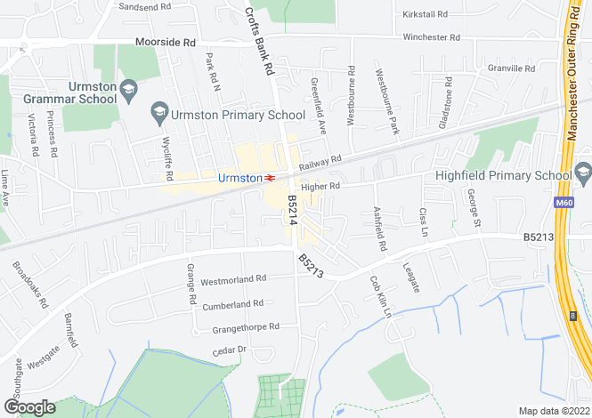 Map for Station Road,