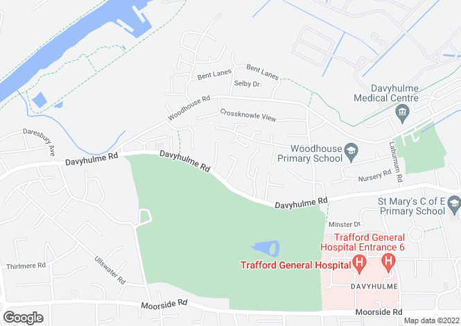 Map for Lowood Avenue,