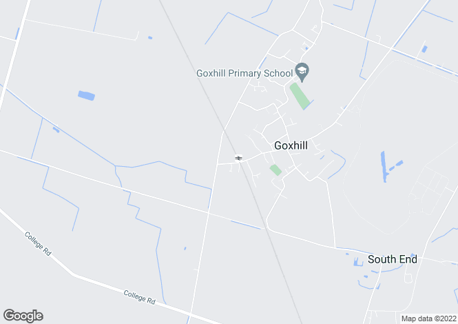 Map for Goxhill