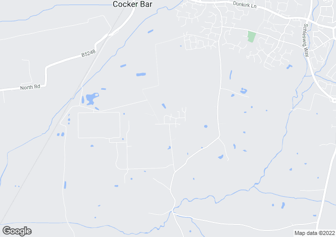 Map for Wray Crescent, Ulnes Walton, Leyland, Lancashire, PR26