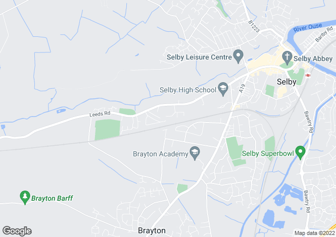 Map for Applecroft Road,