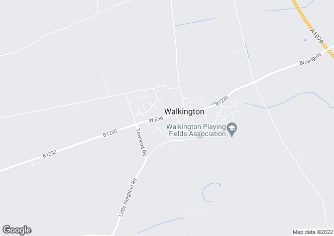 Map for West End,