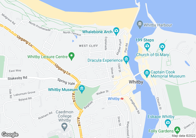 Map for Well Close Square,