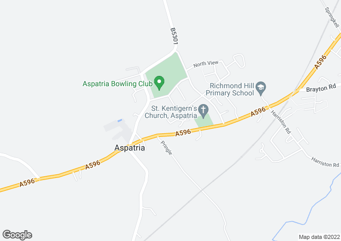 Map for Church View,
