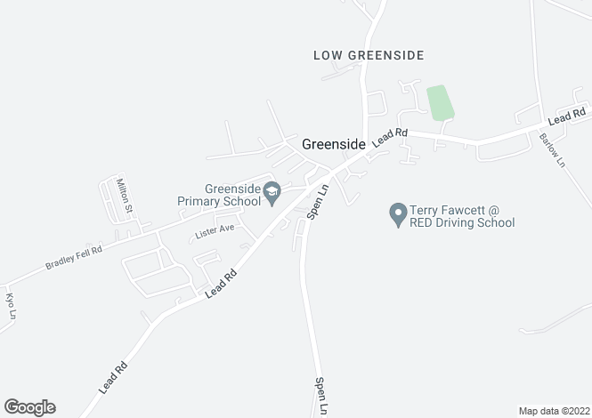 Map for Millennium Court,