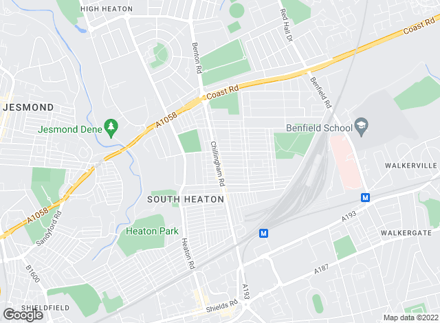 Map for Rook Matthews Sayer, Heaton