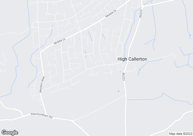 Map for Edge Hill,
