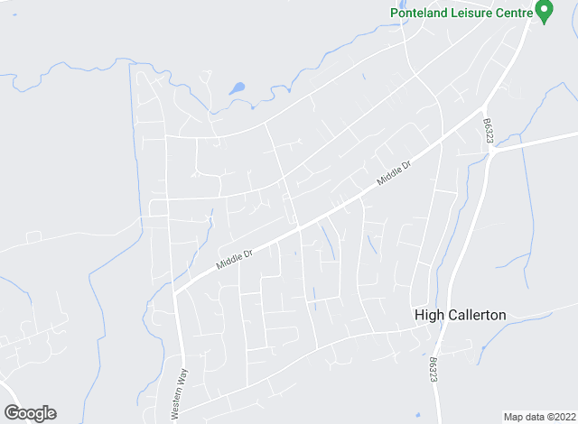 Map for Dobsons Estate Agents, Darras Hall - Sales