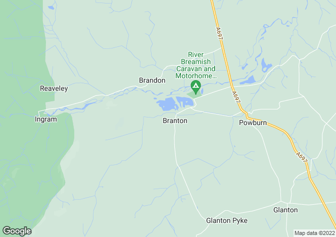 Map for Near Brow,