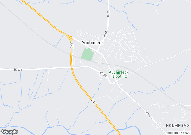 Map for Highhouse View,